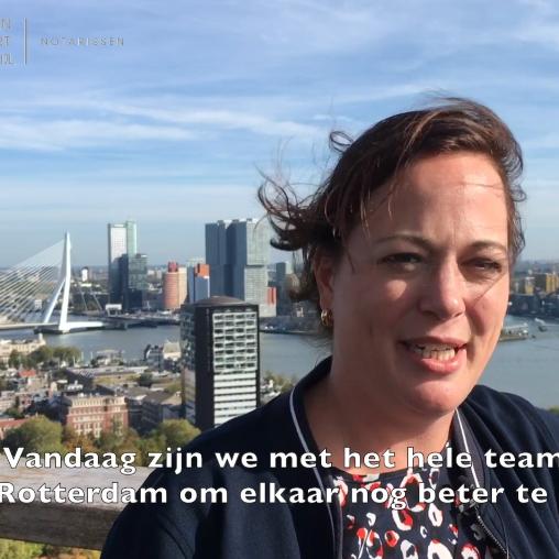 Vlog Marie-Claire Plasschaert