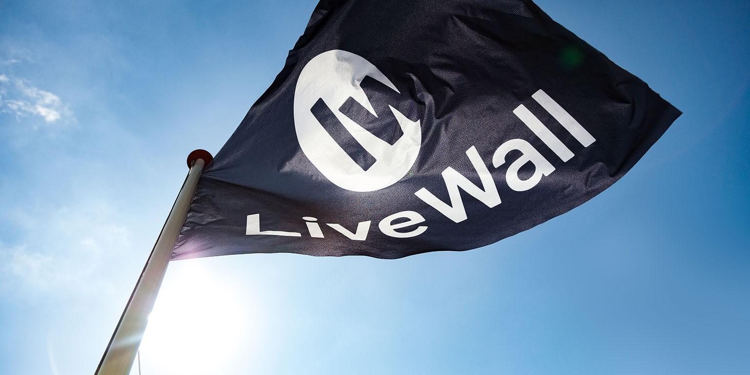 livewall foto